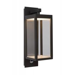 Lucide CLAIRETTE Ścienna LED 15W IP54 Czarny 28861/10/30