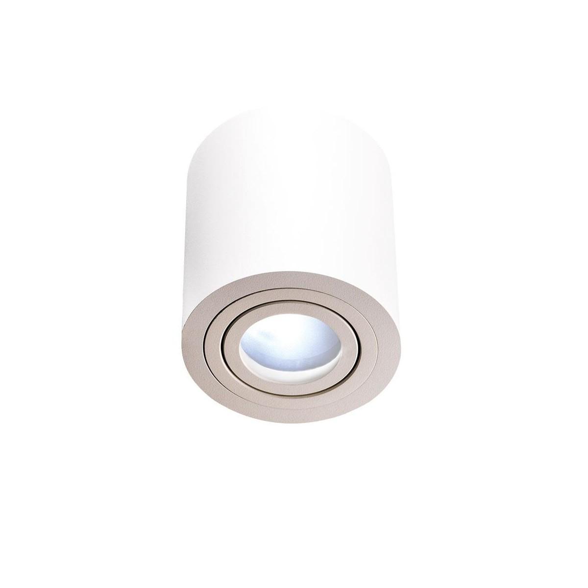 Orlicki Design Rullo Bianco IP44 Sufitowa