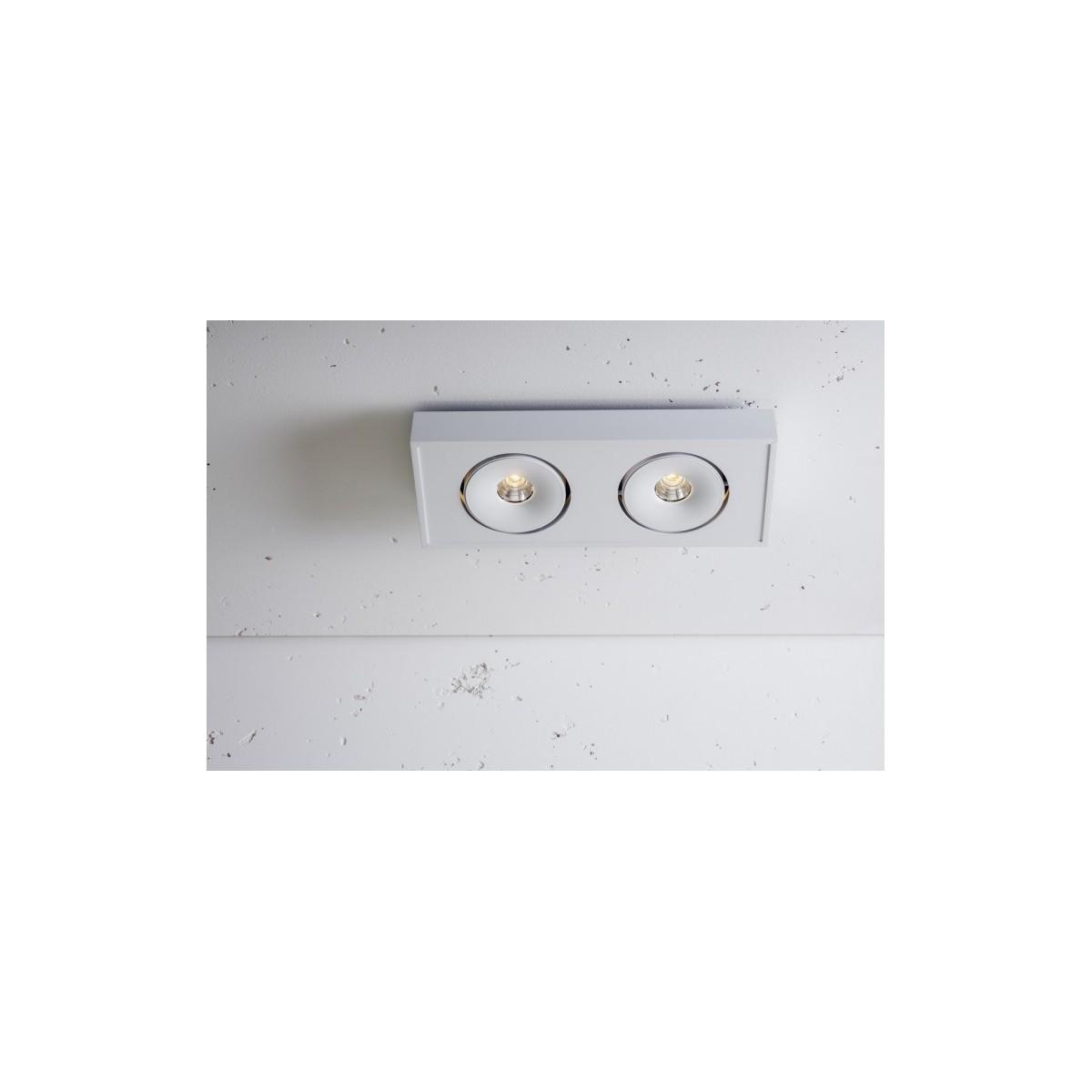 Labra LAVA 2 NT edge.LED 2x 7.5W 3-0726 Sufitowa