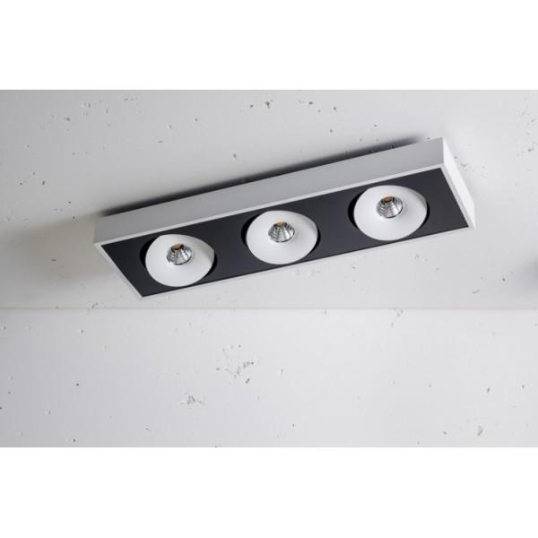 Labra LAVA 3 NT edge.LED 3x 7.5W 3-0727 Sufitowa