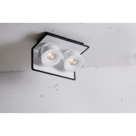 Labra LAYER 2 OPEN edge.LED 2x 7.5W 3-0741 Kinkiet/Ścienna