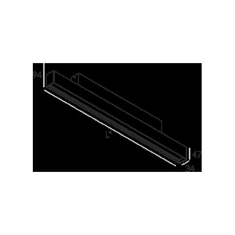 Labra RAY NT.1414mm 29W 6-0618 Sufitowa