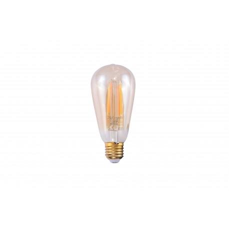 AZZARDO SMART Żarówka LED WiFi E27 7W CCT AZ3210