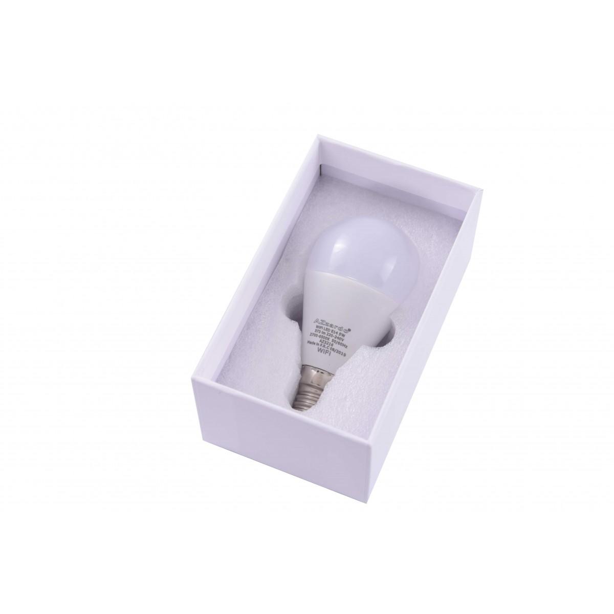 AZZARDO SMART Żarówka LED WiFi E14 5W AZ3216