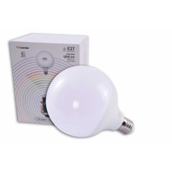 AZZARDO SMART Żarówka LED WiFi E27 Globe 15W AZ3214