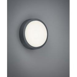 TRIO BREG Ścienna 1 x SMD LED, 10W, 3000K, 800Lm, D:20cm 227260142