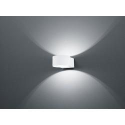 TRIO LACAPO Biały mat 223410131 Kinkiet
