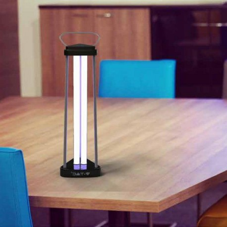 V-TAC Lampa Bakteriobójcza Wirusobójcza 38W 60m2 UVC OZON V-TAC VT-3238 11203