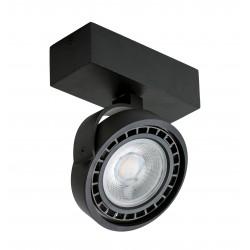 Azzardo JERRY 1 230V BLACK 1xES111 Reflektor Sufitowy Czarny AZ1367