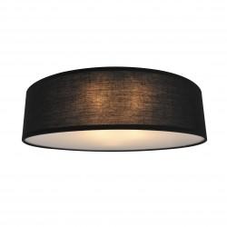 Zuma Line CLARA Lampa Sufitowa E14 40W CL12029-D40-BK