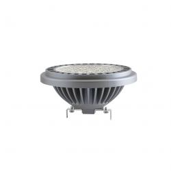 OXYLED LEDSPOT AR111 11W 40O 3000K Srebrny 173822