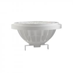 OXYLED LEDSPOT AR111 11W 40O 4000K Szary 173860