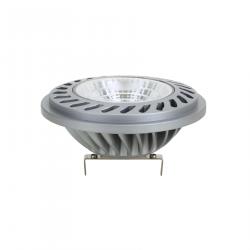 OXYLED LEDSPOT AR111 15W 45° 3000K Srebrny 173433