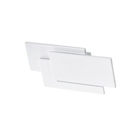 Azzardo Clover square biały AZ2199