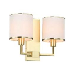 Orlicki Design KINKIET E14 8W Casa Old Gold Parette