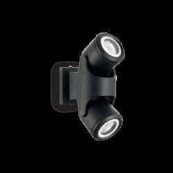 Ideal Lux XENO Kinkiet czarny 129501