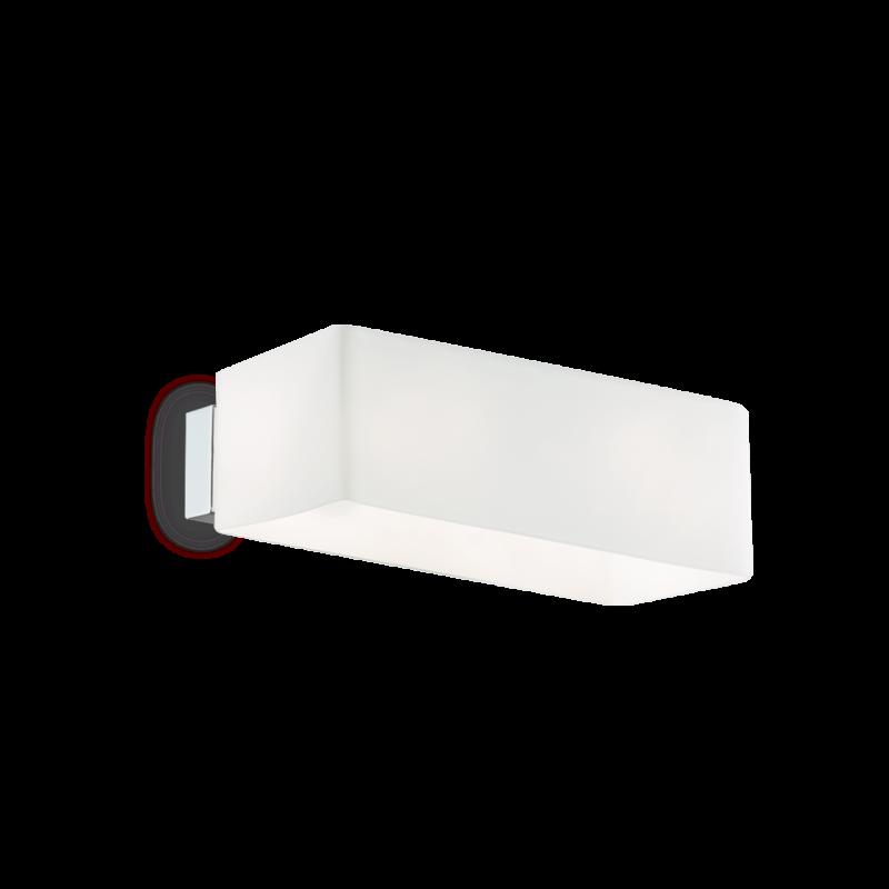 Ideal Lux BOX Kinkiet biały 009537
