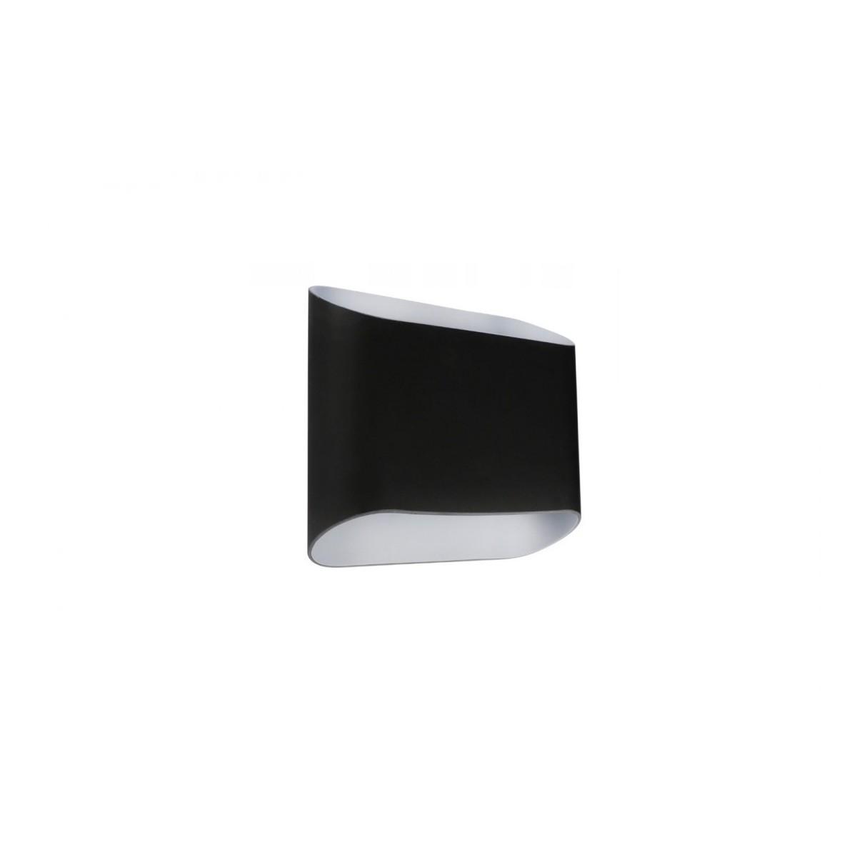 Azzardo PANCAKE BLACK 2xG9 Ścienna Czarny AZ0112