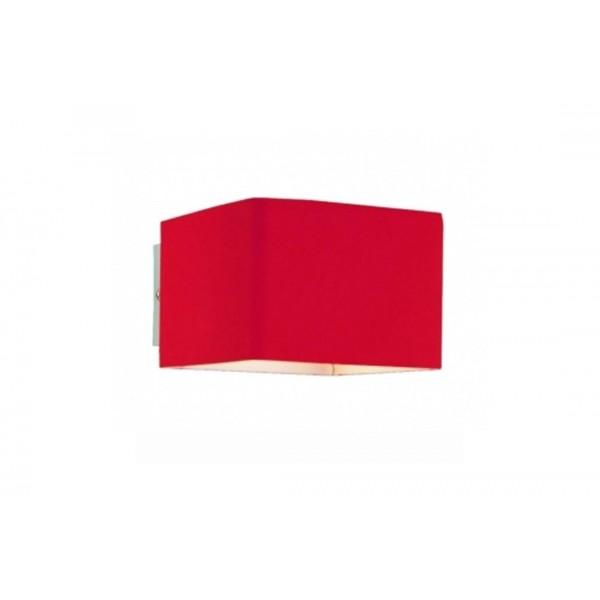 Azzardo TULIP RED 1xG9 Ścienna Czerwony AZ0139