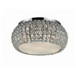 Azzardo SOPHIA 5 TOP 5xE14 Sufitowa Przeźroczysty/Kryształ AZ0521