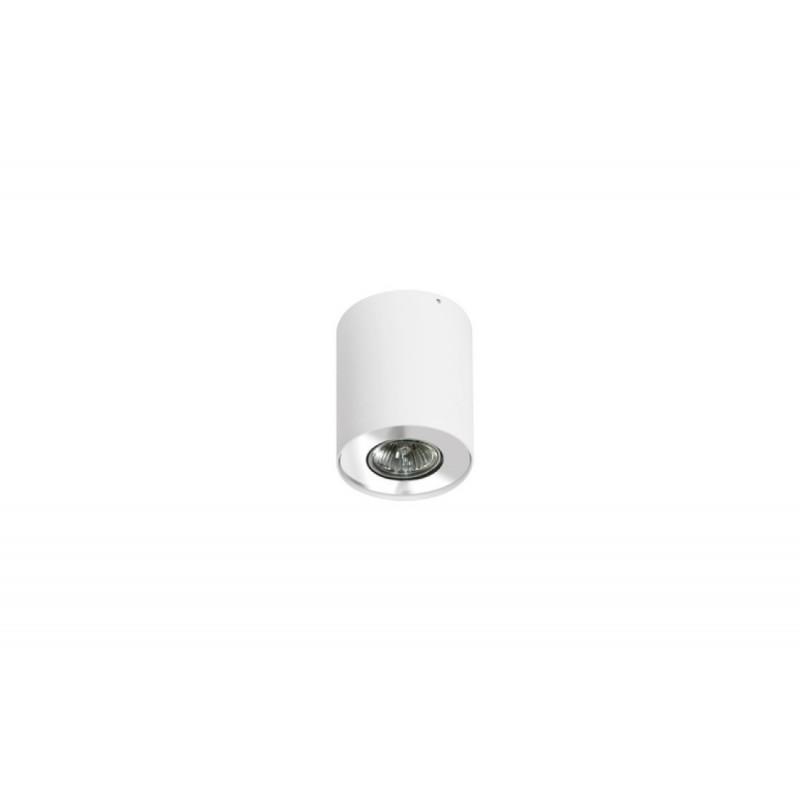 AZzardo NEOS 1 FH31431B Biały/Chrom Plafon