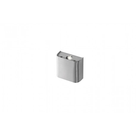 Azzardo GINNO 1 ALU 2xLED Ścienna Aluminium AZ0764