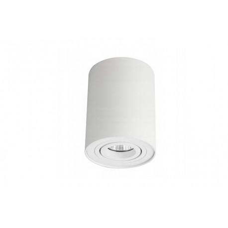 AZzardo BROSS 1 WH (LED GRATIS) Biały AZ0858 Sufitowa