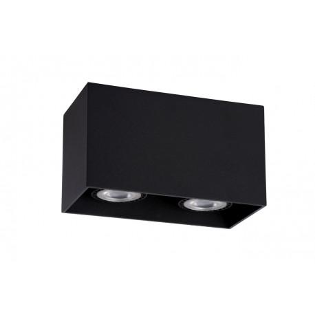 Lucide BODI Square 2xGU10 excl 16/8/9.5cm B 09101/02/30 Plafon