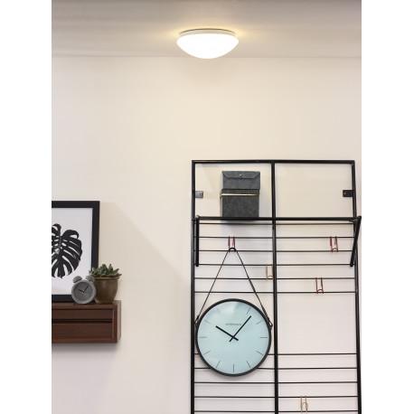 Lucide BIANCA-LED Ceiling L 8W 3500K D24cm Opale 79164/08/61 Plafon