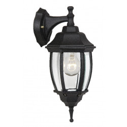 Lucide Outdoor lighting 'down' H37cm E27/60W Black 11833/01/30
