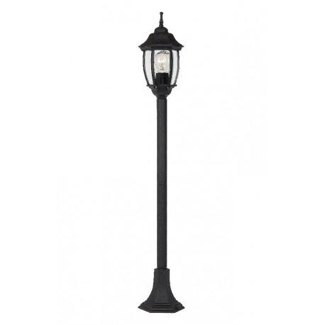 Lucide Outdoor lighting Słupek H110cm E27/60W Black 11835/01/30
