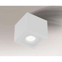 Shilo AWA 1135 Biały 1135/GU10/BI Sufitowa