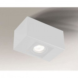 Shilo SETO 1136 Biały 1136/GU10/BI Sufitowa