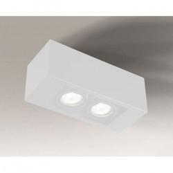 Shilo SETO 1137 Biały 1137/GU10/BI Sufitowa