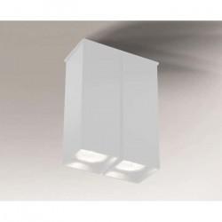 Shilo TODA 1105 Biały 1105/GU10/BI Sufitowa