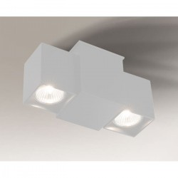 Shilo BIZEN 7217 Biały Reflektor