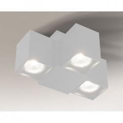 Shilo BIZEN 2246 Biały 2246/GU10/BI Reflektor