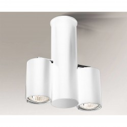 Shilo SHIMA 2244 Biały 2244/GU10/BI Reflektor