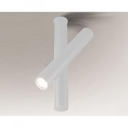 Shilo YABU 2243 Biały 2243/GU10/BI Reflektor