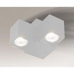 Shilo BIZEN 2211 Biały 2211/GU10/BI Reflektor