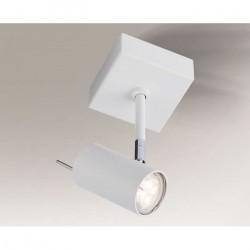 Shilo FUSSA 2216 Biały 2216/GU10/BI Reflektor