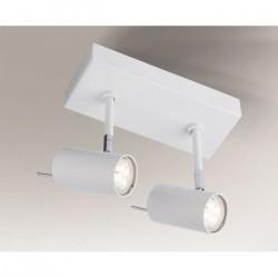 Shilo FUSSA 2217 Biały 2217/GU10/BI Reflektor