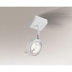 Shilo FUSSA 2218 Biały 2218/GU10/BI Reflektor