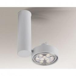 Shilo NATORI 2208 GU10 Biały 2208/GU10/BI Reflektor