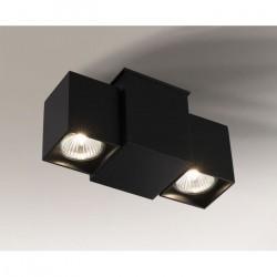 Shilo BIZEN 2245 Czarny 2245/GU10/CZ Reflektor