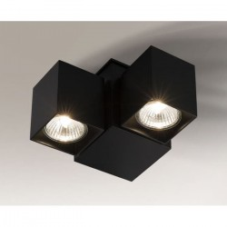 Shilo BIZEN 2211 Czarny 2211/GU10/CZ Reflektor