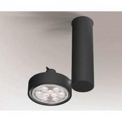 Shilo NATORI 2208 GU10 Czarny 2208/GU10/CZ Reflektor