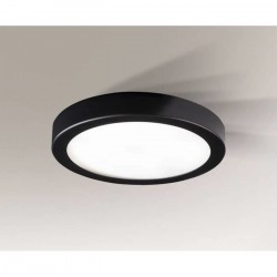 Shilo ITO 1189 LED Czarny 1189/LED/CZ Plafon