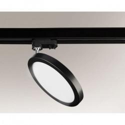 Shilo ITO 6632 LED Czarny 6632/LED/CZ