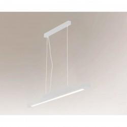 Shilo OTARU 5572 LED Biały 5572/LED/BI Wisząca